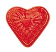 Sandform Hjärta