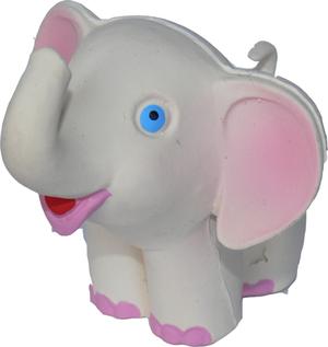 Elefant i Naturgummi